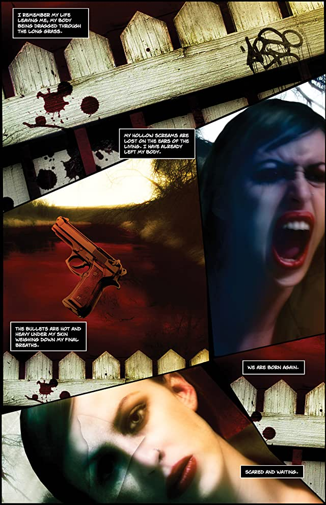 click for super-sized previews of The Asylum of Horrors #3
