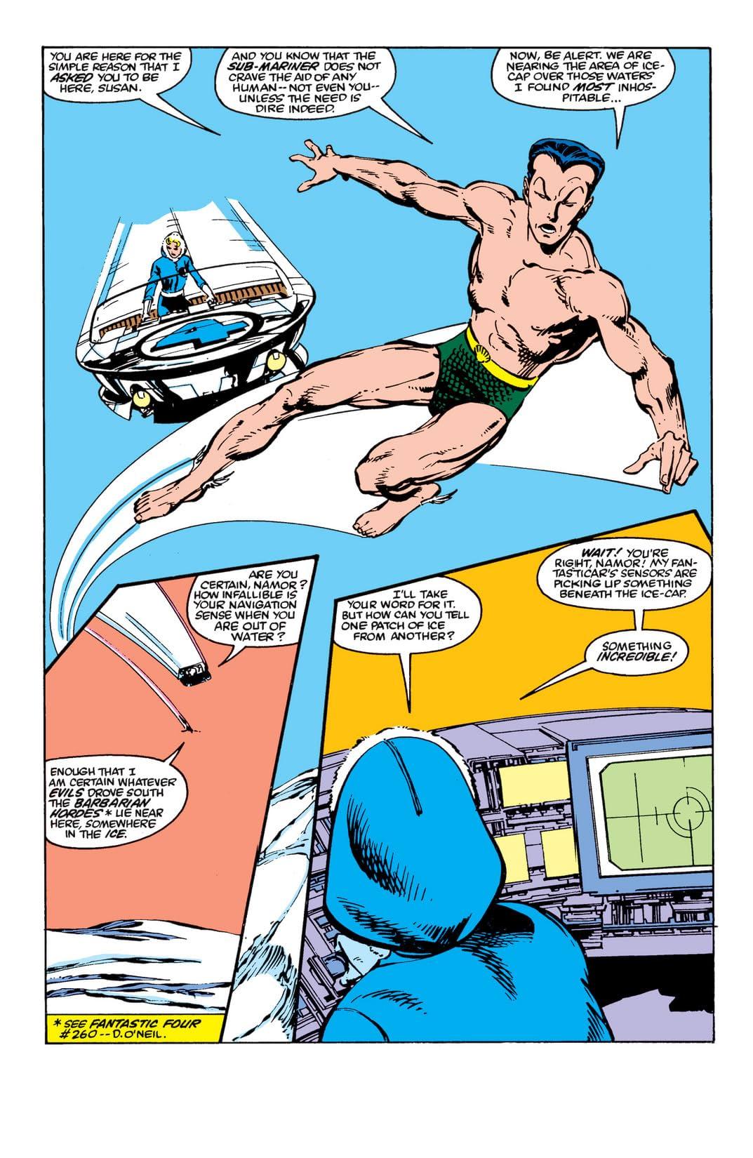 Alpha Flight (1983-1994) #4