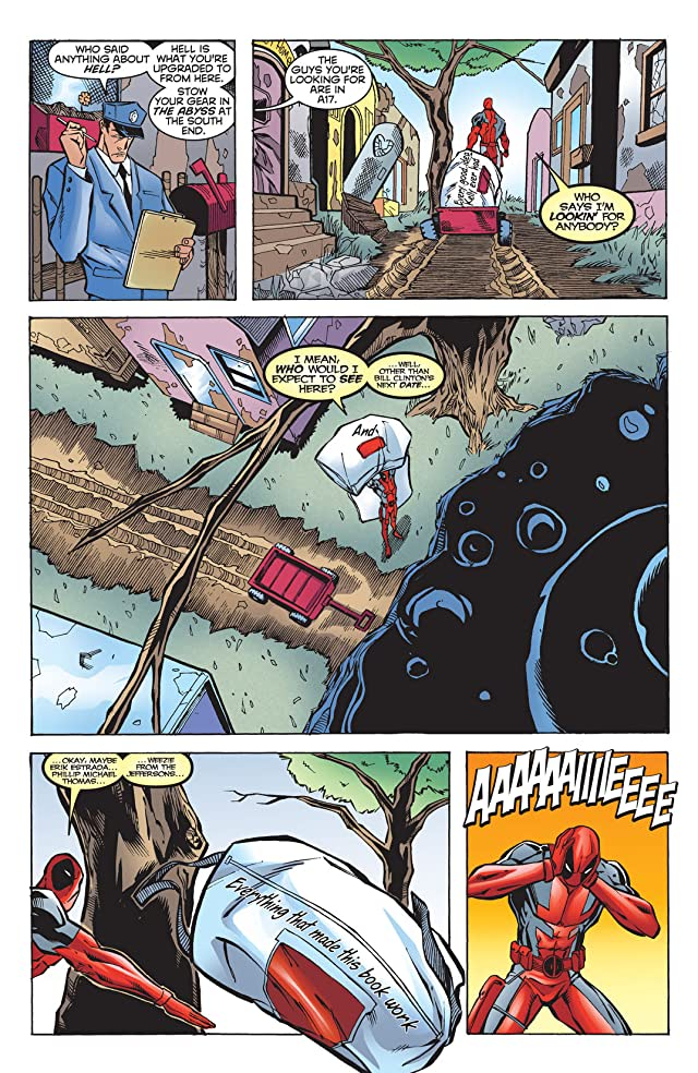 click for super-sized previews of Deadpool (1997-2002) #34