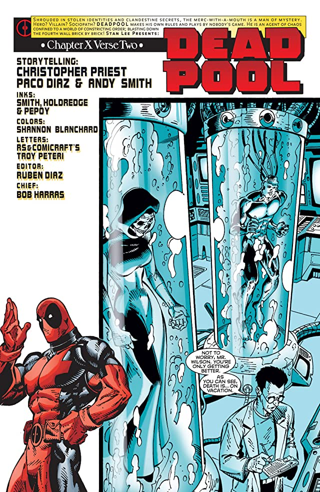 click for super-sized previews of Deadpool (1997-2002) #35