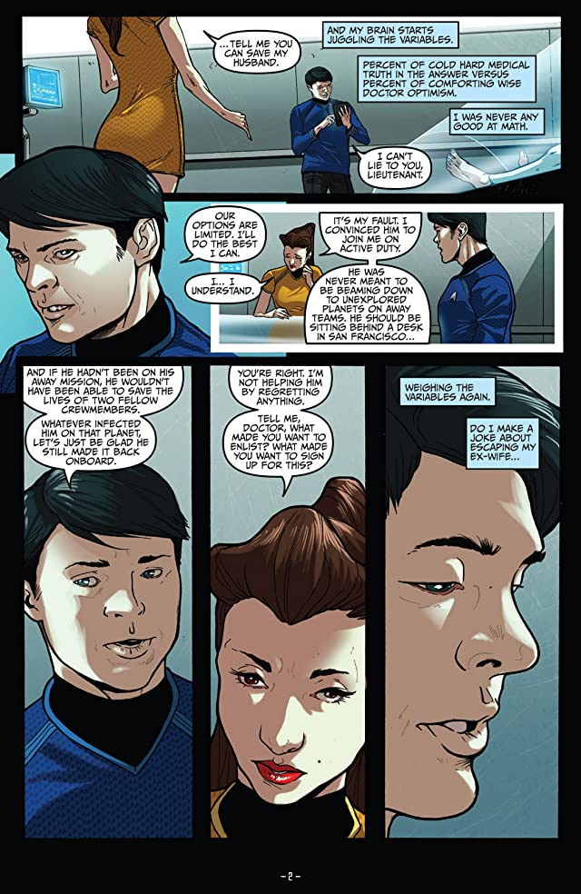 click for super-sized previews of Star Trek (2011-) #17