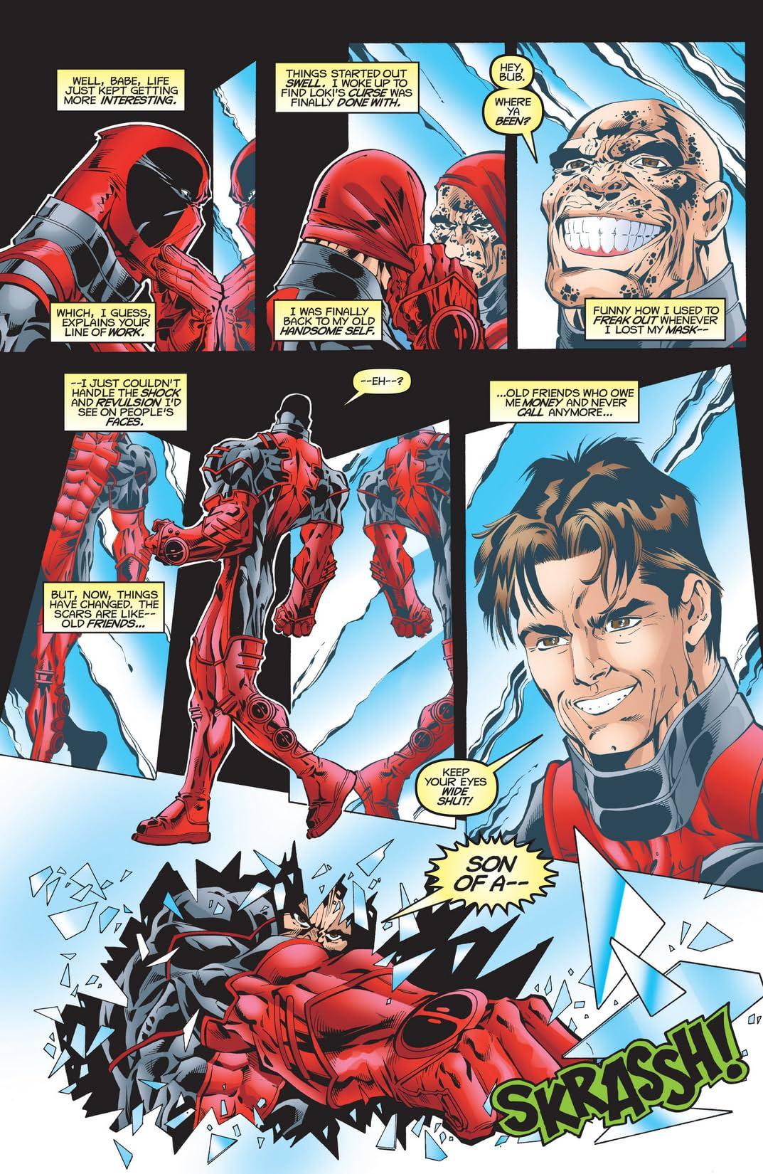 Deadpool (1997-2002) #40