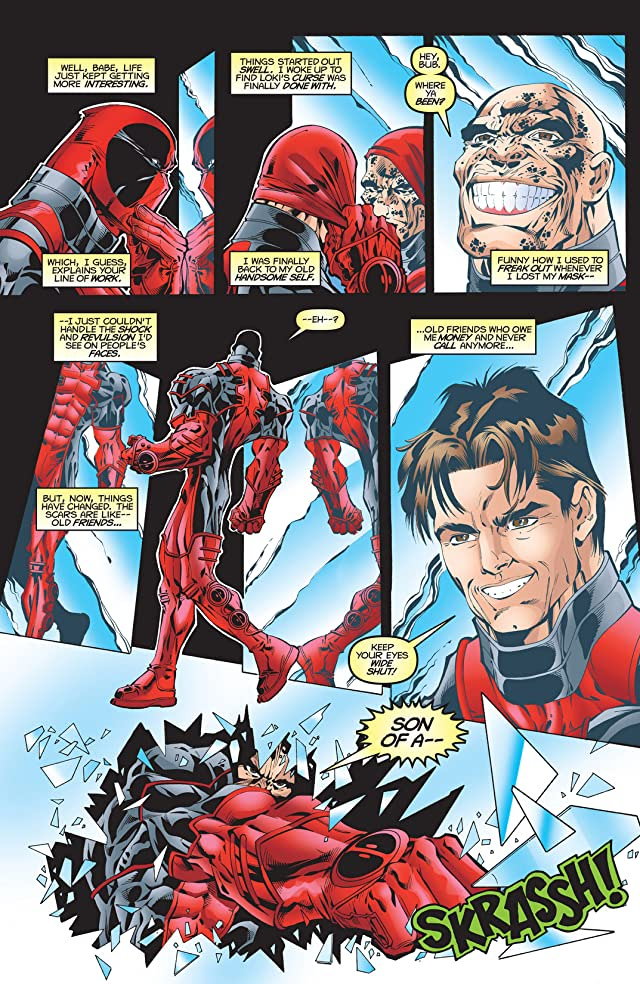 click for super-sized previews of Deadpool (1997-2002) #40