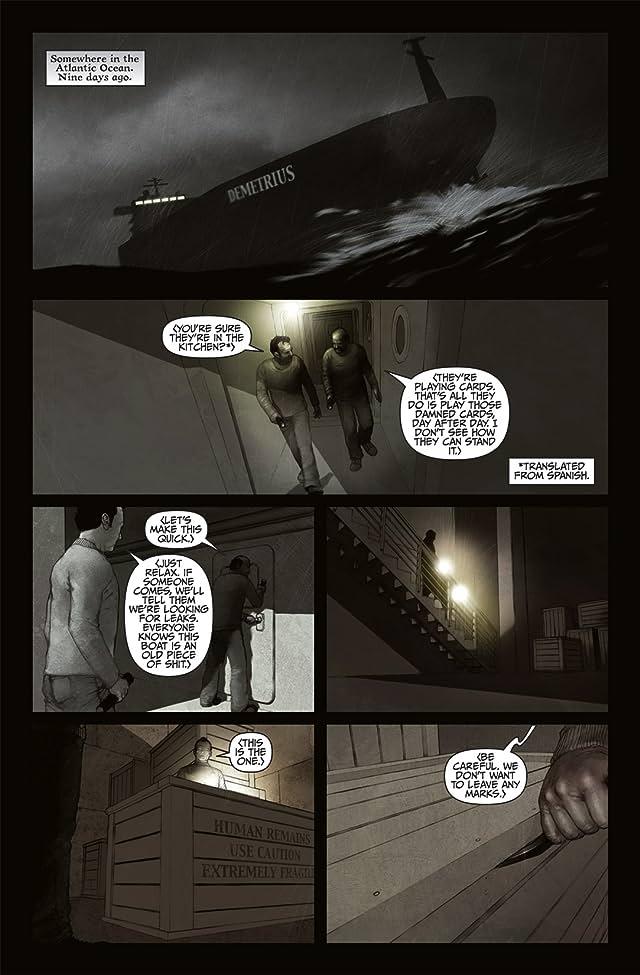 click for super-sized previews of Impaler Vol. 2 #4