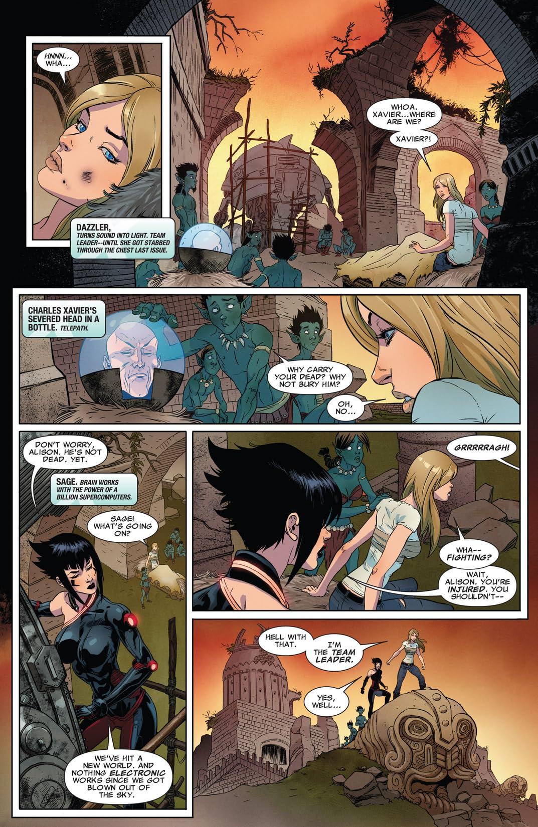 X-Treme X-Men (2012-2013) #9