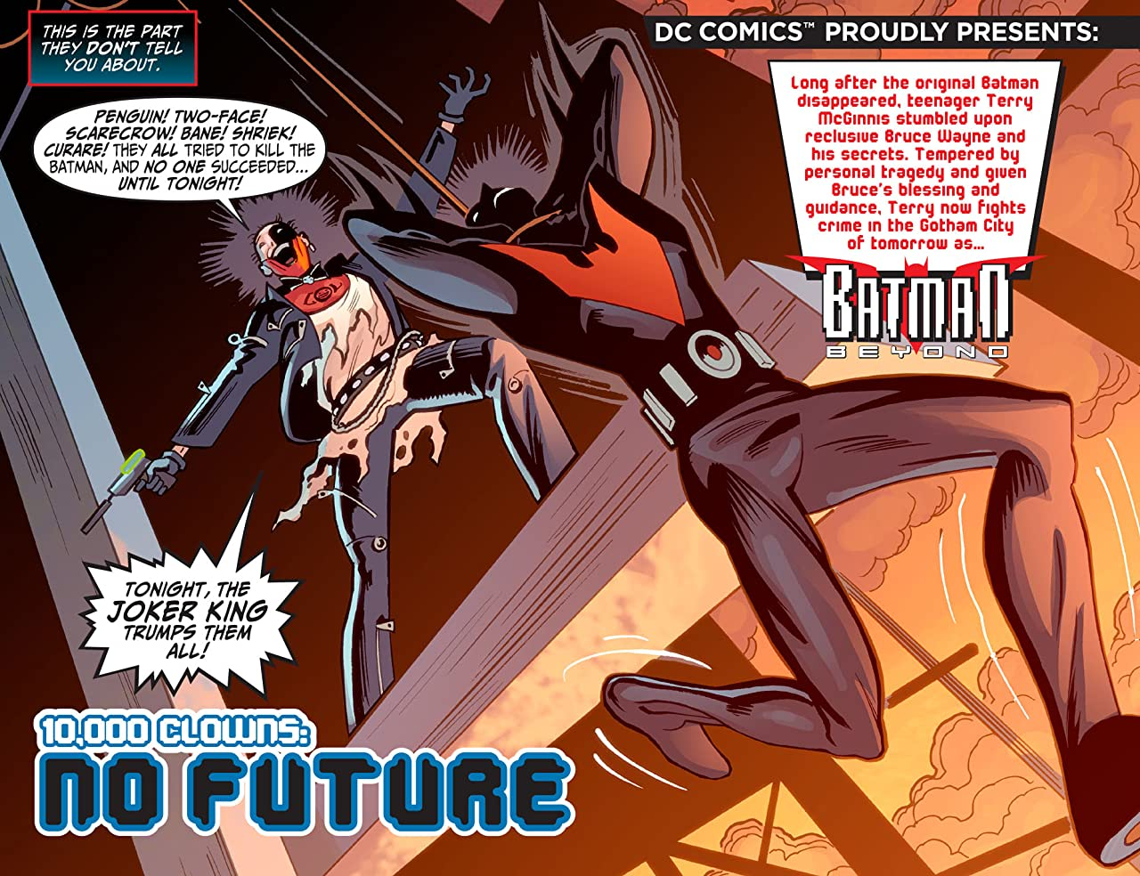 Batman Beyond (2012-2013) #17