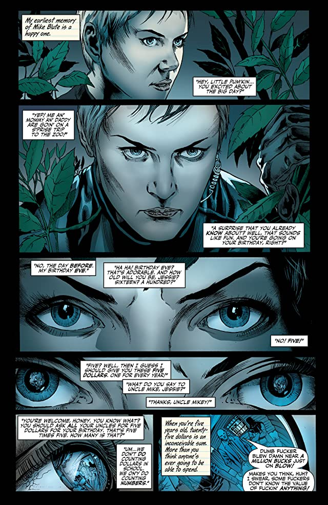 click for super-sized previews of Jennifer Blood: First Blood #3