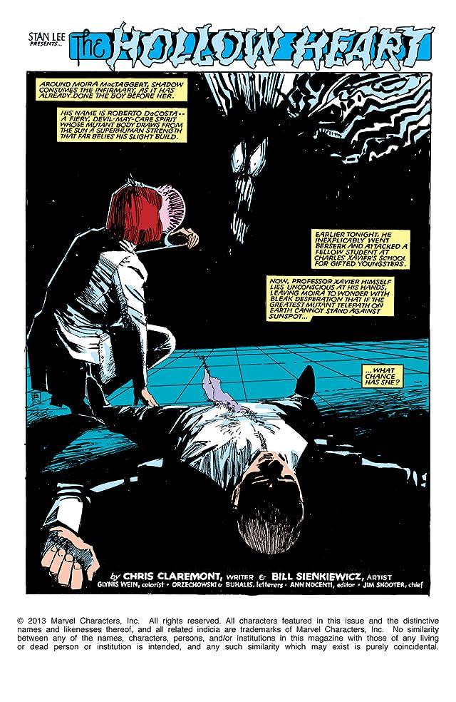 New Mutants (1983-1991) #24