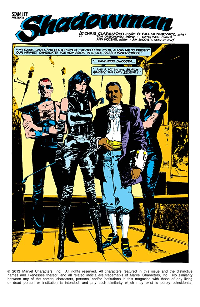 New Mutants (1983-1991) #23