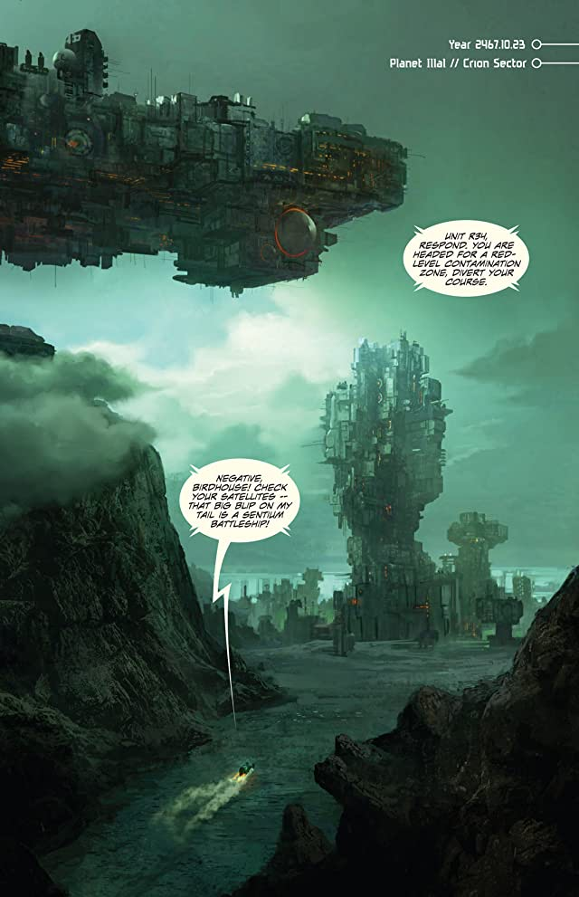 click for super-sized previews of Hawken: Genesis #3