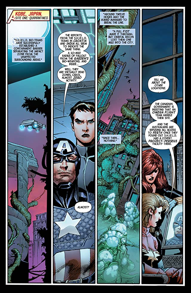 click for super-sized previews of Avengers (2012-2015) #4