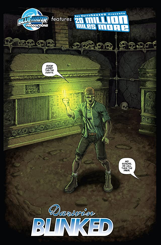 click for super-sized previews of Ray Harryhausen Presents 20 Million Miles More #0