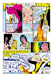 New Mutants (1983-1991) Annual #1