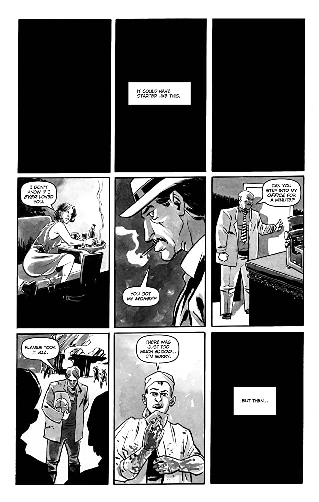 Masks and Mobsters #6
