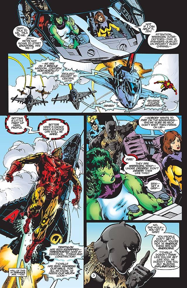 Black Panther (1998-2003) #23