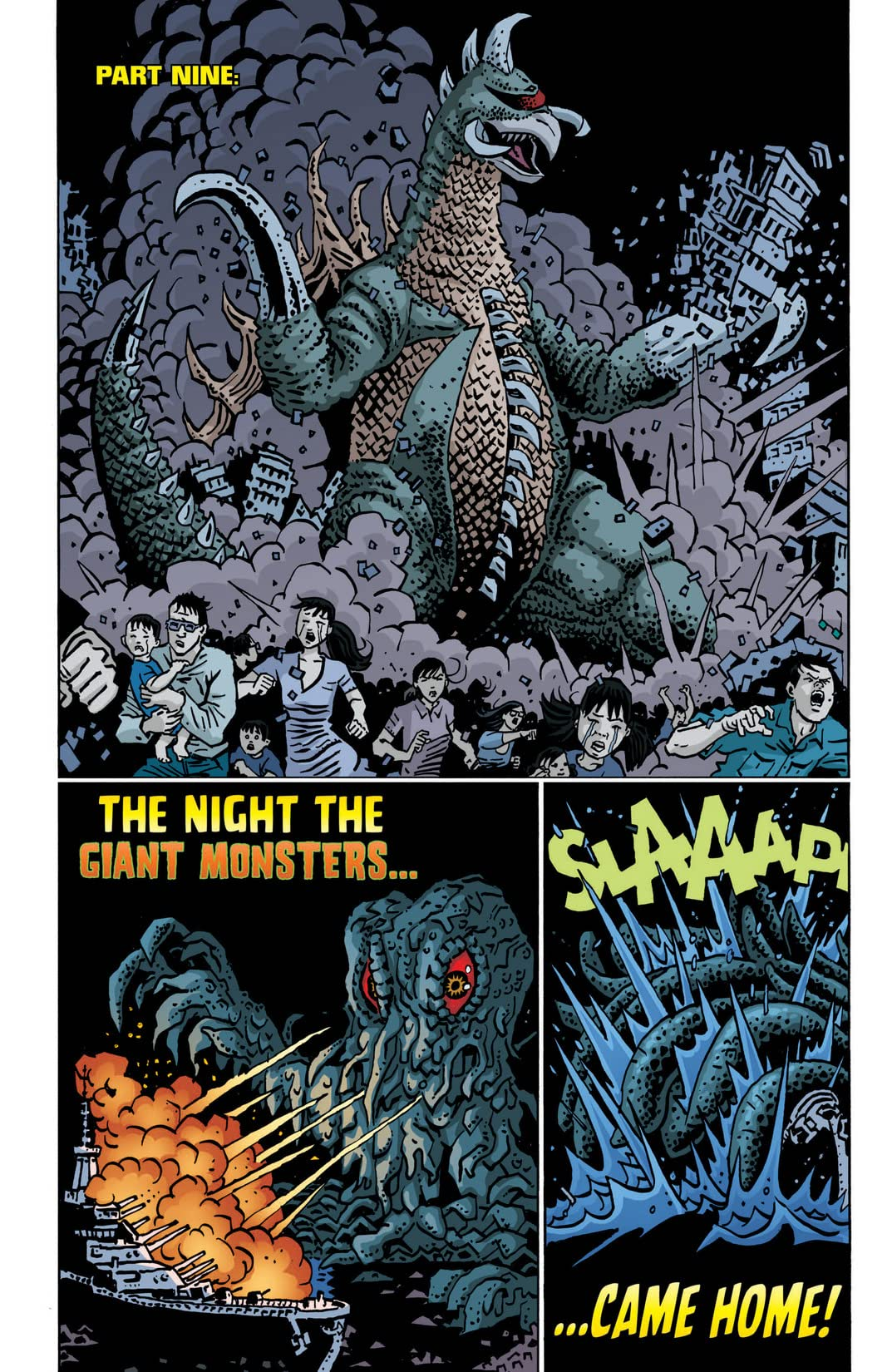 Godzilla (2011-2013) #9
