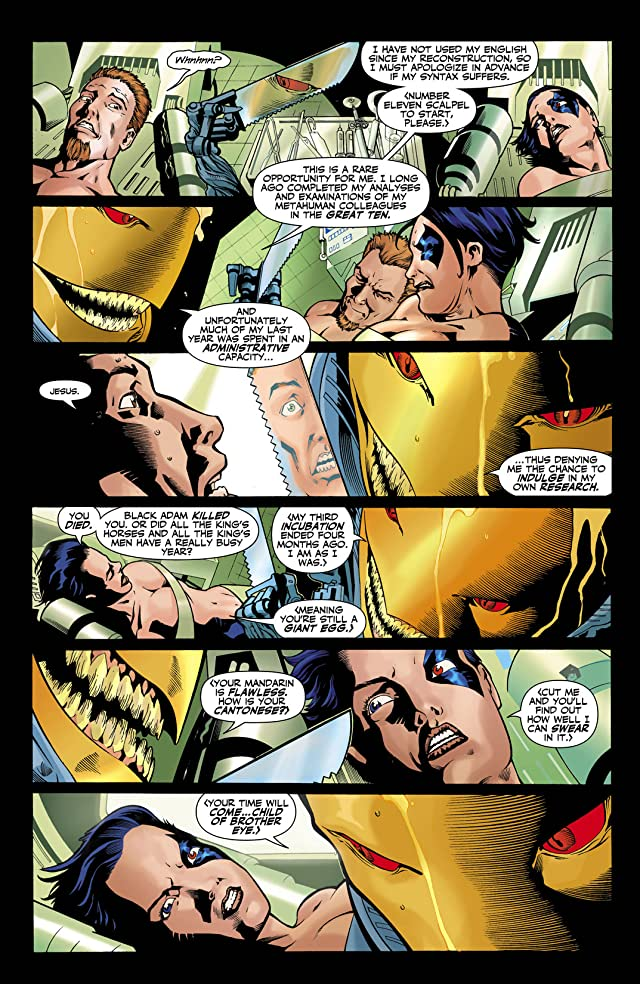 click for super-sized previews of Checkmate (2006-2008) #15