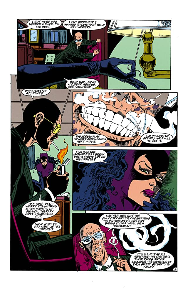 click for super-sized previews of Catwoman (1993-2001) #20