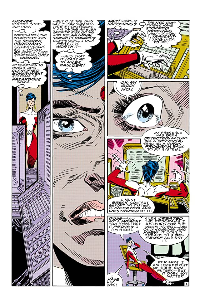 click for super-sized previews of Doom Patrol (1987-1995) #14