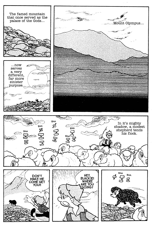 click for super-sized previews of Cyborg 009 Vol. 6: Preview