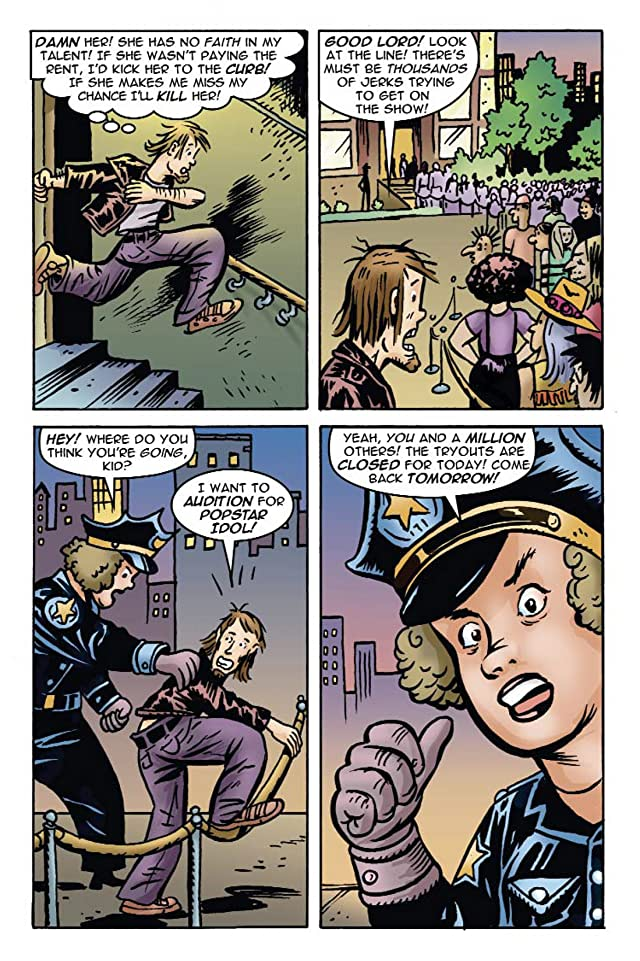 click for super-sized previews of Tales From the Crypt Vol. 2: Can You Fear Me Now?