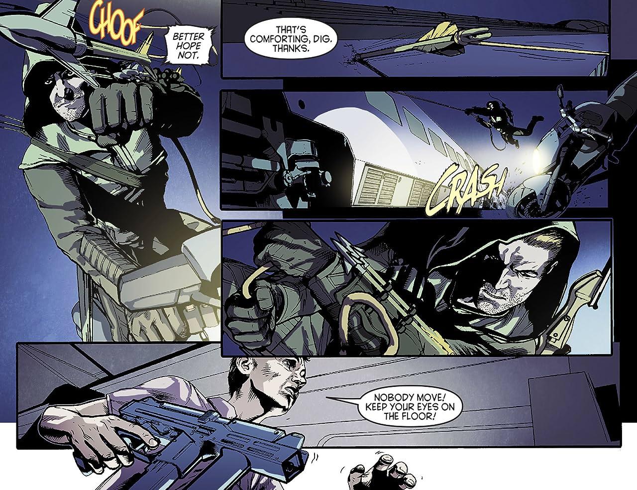 Arrow (2012-2013) #15
