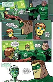 Green Lantern: The Animated Series #10