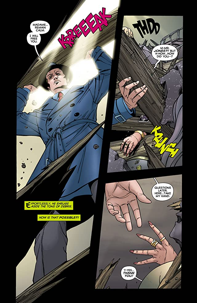click for super-sized previews of Madame Xanadu (2008-2011) #21