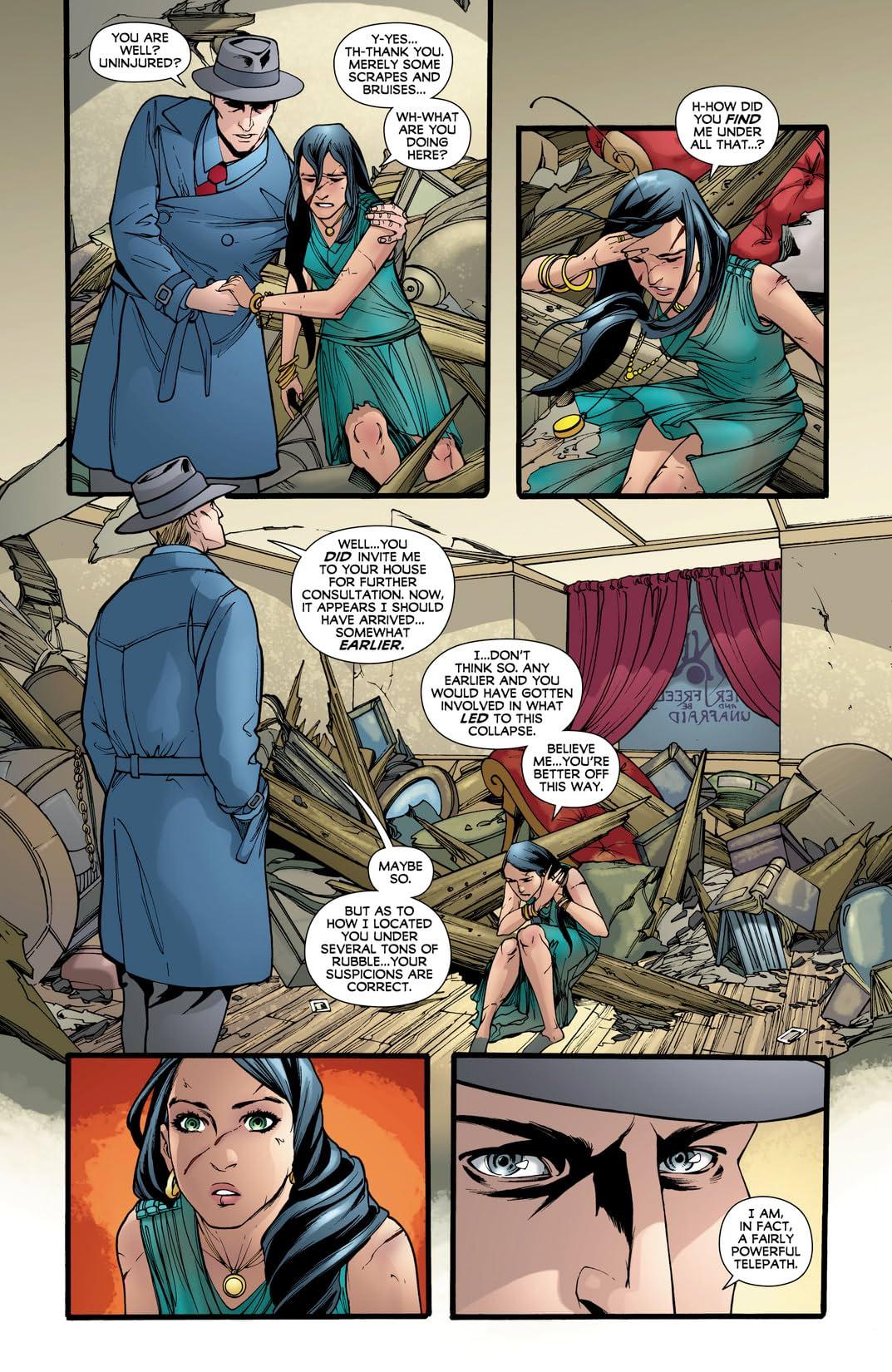 Madame Xanadu (2008-2011) #21