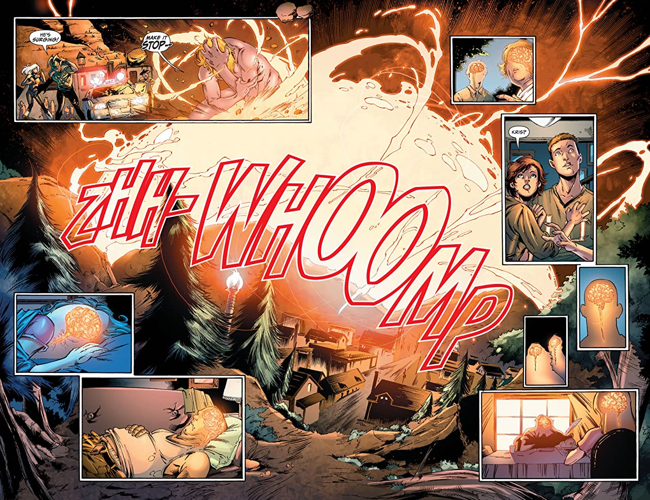 The Ravagers (2012-2013) #8