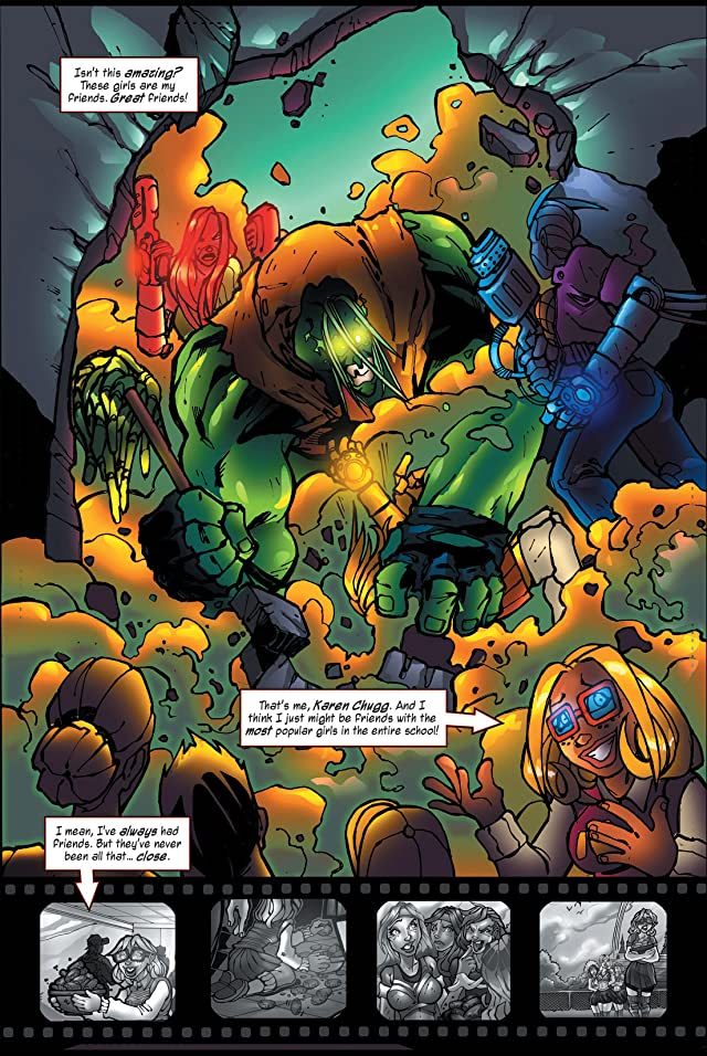 click for super-sized previews of Gearz #2