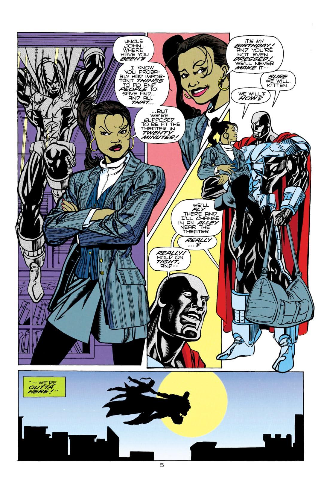 Steel (1994-1998) #15