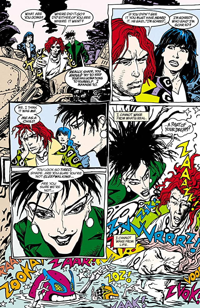 Shade, the Changing Man (1990-1996) #22