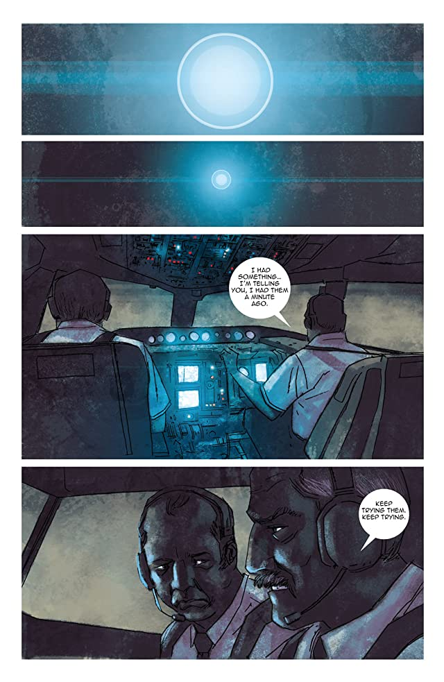 click for super-sized previews of The Light #2