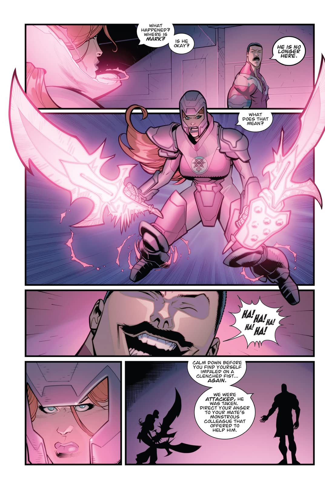 Invincible Vol. 17: Whats Happening
