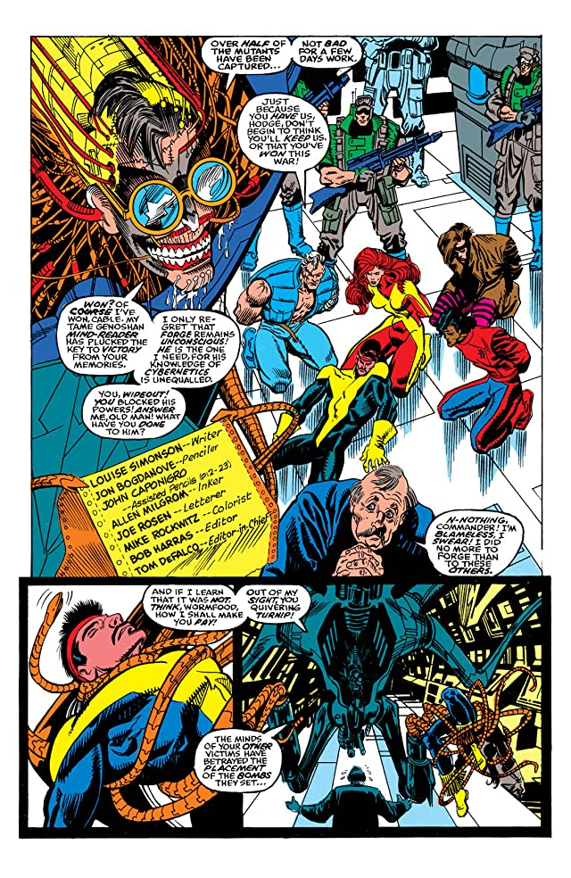 click for super-sized previews of X-Factor (1986-1998) #61