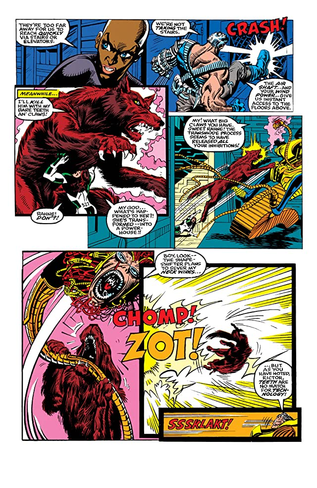 click for super-sized previews of X-Factor (1986-1998) #62