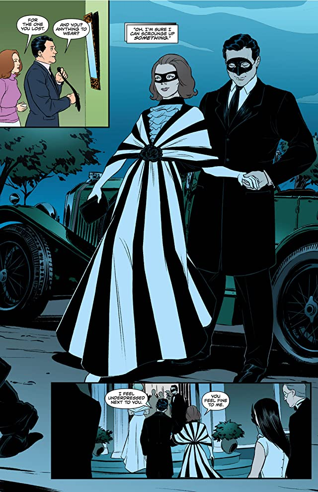 click for super-sized previews of Steed and Mrs. Peel: Ongoing #4