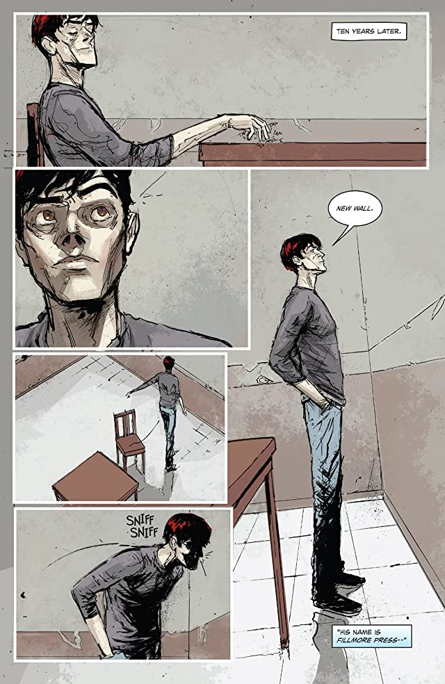 click for super-sized previews of Bedlam #3