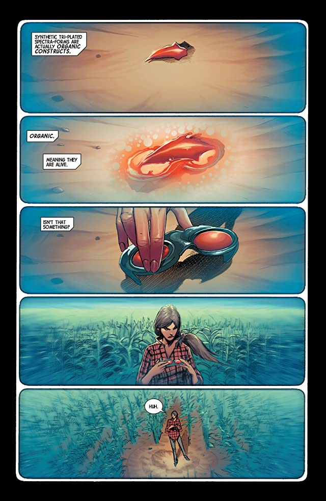 click for super-sized previews of Avengers (2012-2015) #5