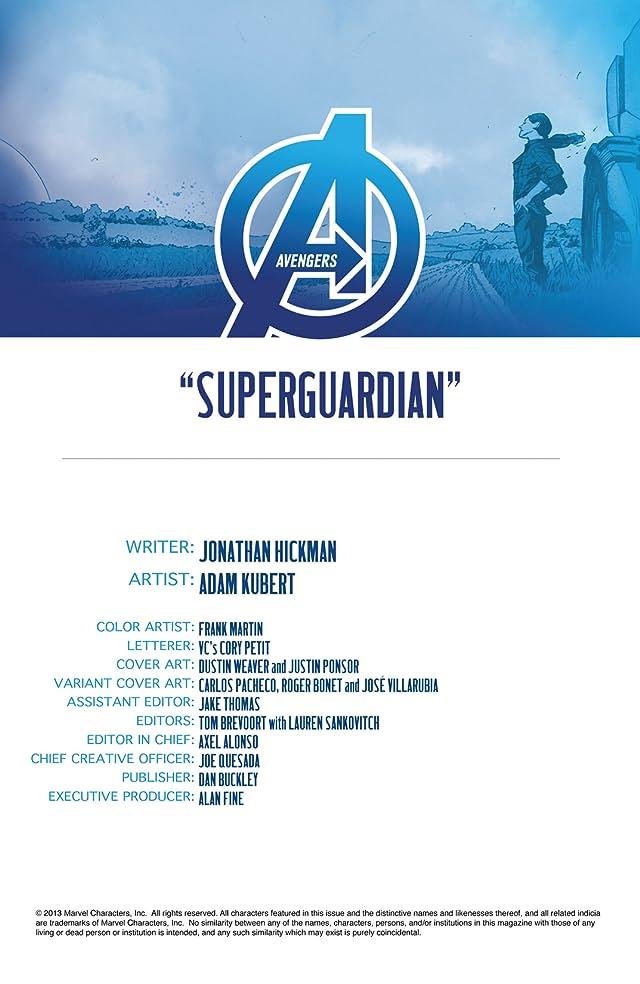 Avengers (2012-2015) #5