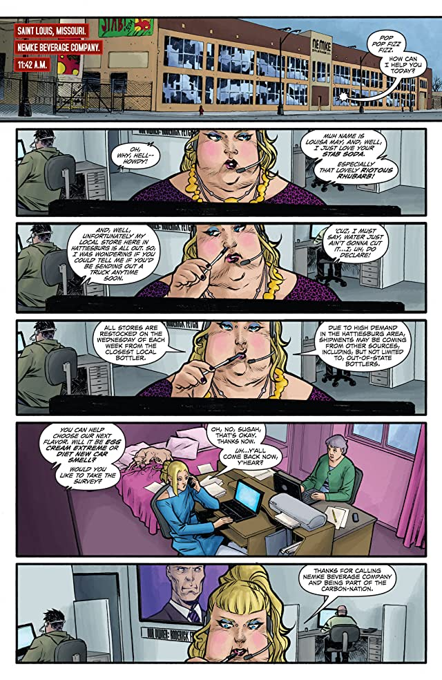click for super-sized previews of Hack/Slash #23