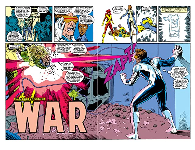 click for super-sized previews of New Mutants (1983-1991) #97