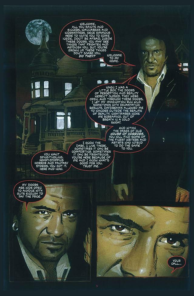 Gene Simmons House of Horrors #1