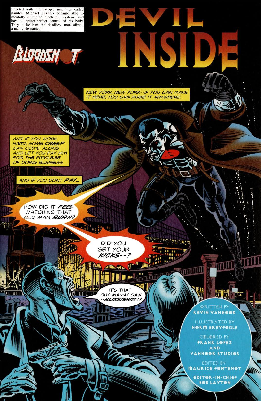 Bloodshot (1993-1996) #34