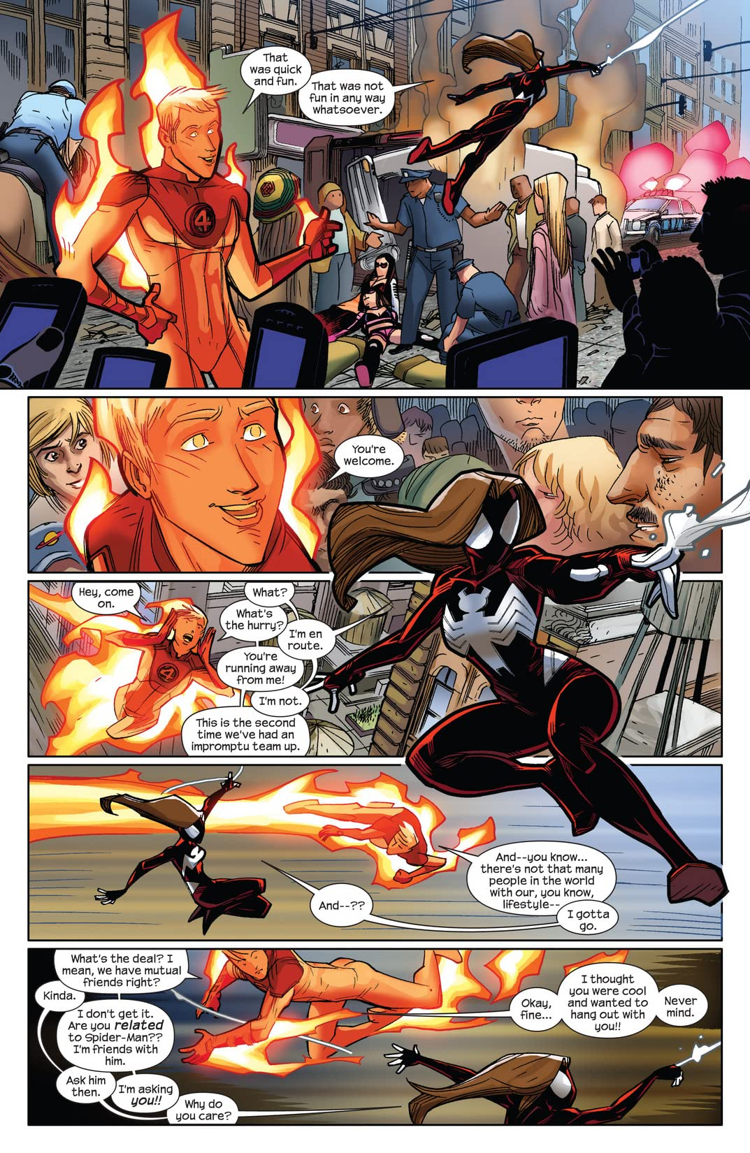 Ultimate Comics Spider-Man (2009-2012) #9