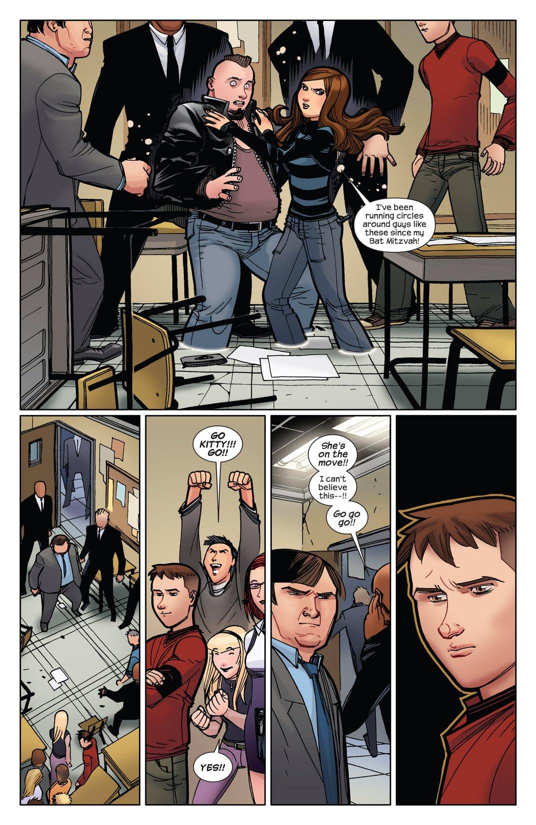 Ultimate Comics Spider-Man (2009-2012) #10