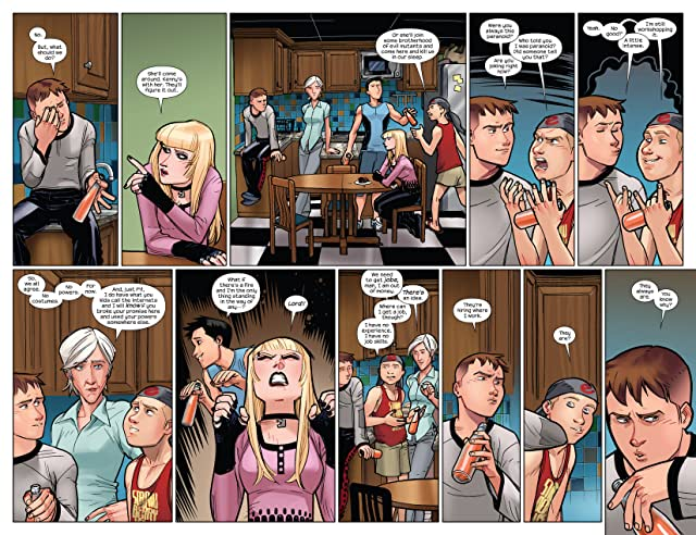 click for super-sized previews of Ultimate Comics Spider-Man (2009-2012) #11