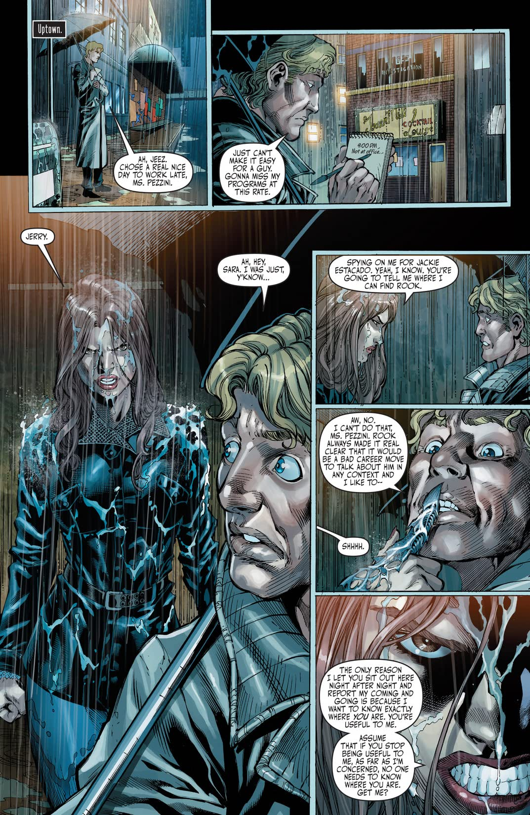 Witchblade #163