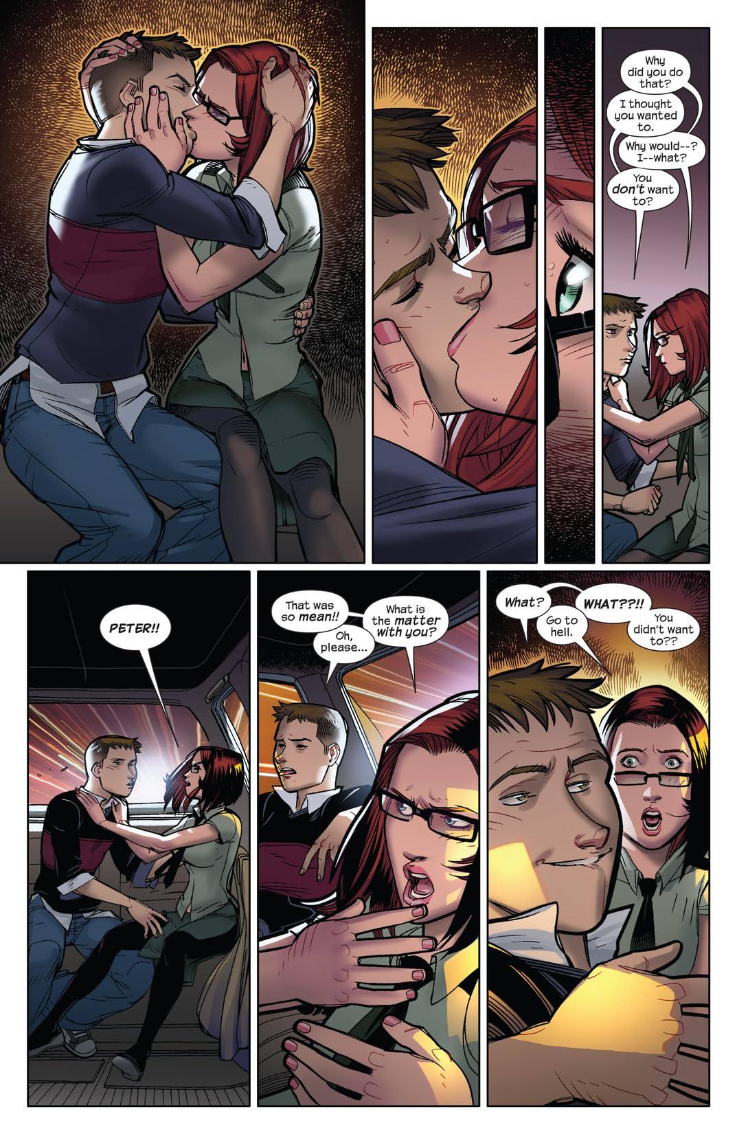 Ultimate Comics Spider-Man (2009-2012) #12